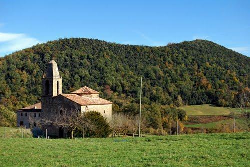 Els voltants de Sant Miquel de Sacot